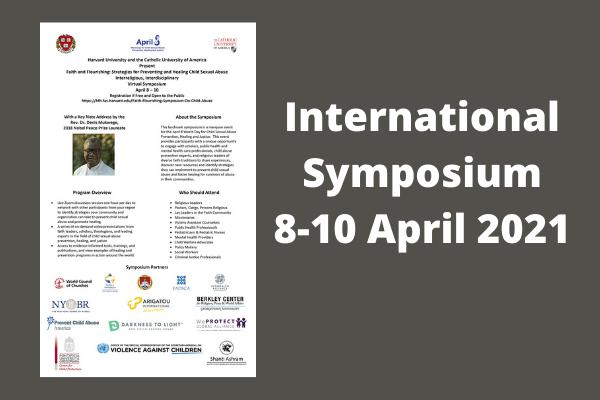 Harvard CUA Symposium